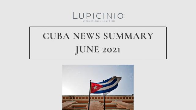 LEGAL GUIDE CUBA SUMMARY